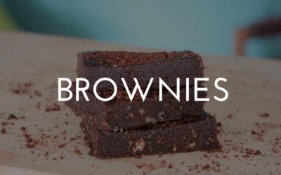 Vegane Brownies (Rohkost)
