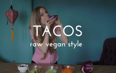 Rohkost Tacos