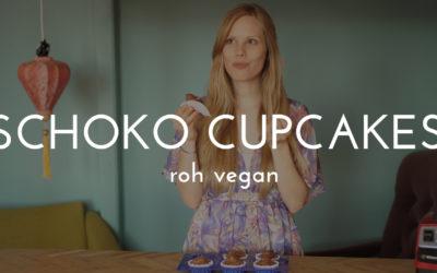 Vegane Cupcakes (Rohkost)