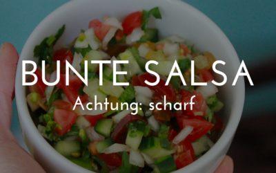 Bunte Salsa