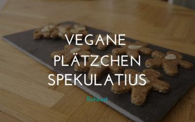 Vegane Plätzchen Spekulatius